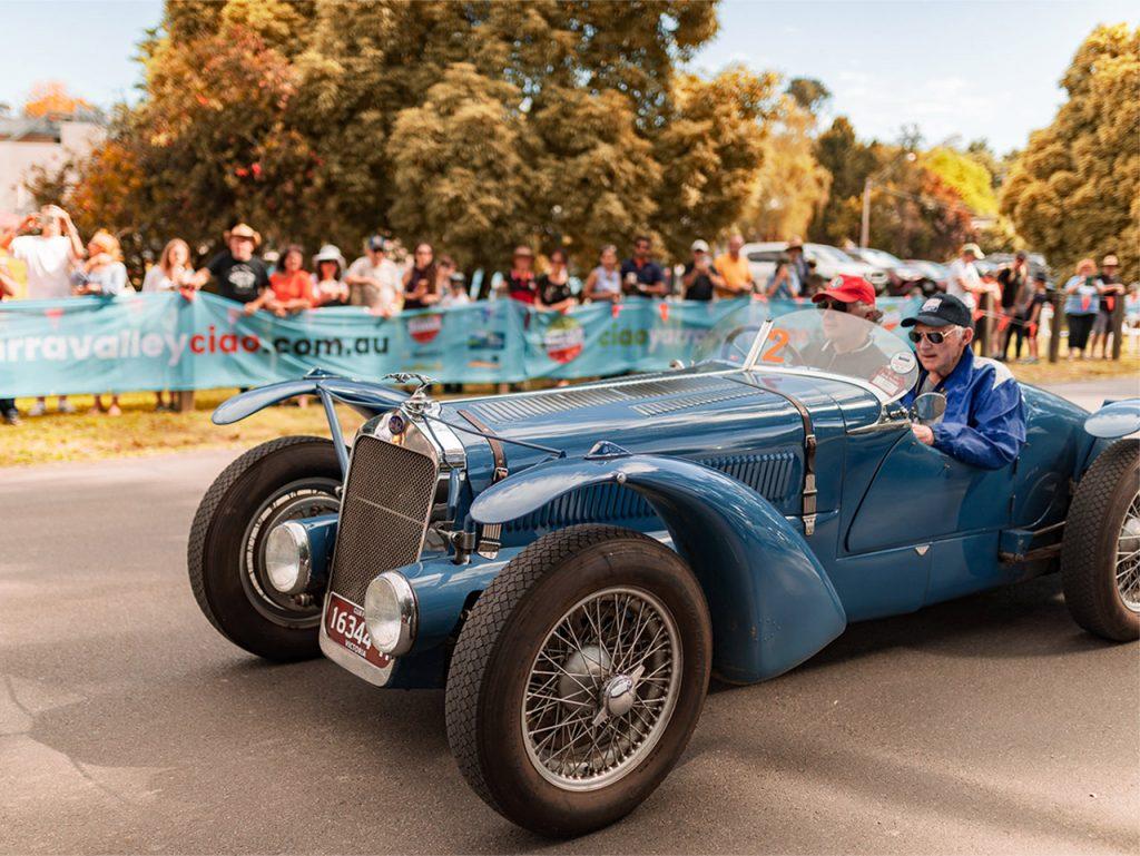 1936 Delage Le Mans