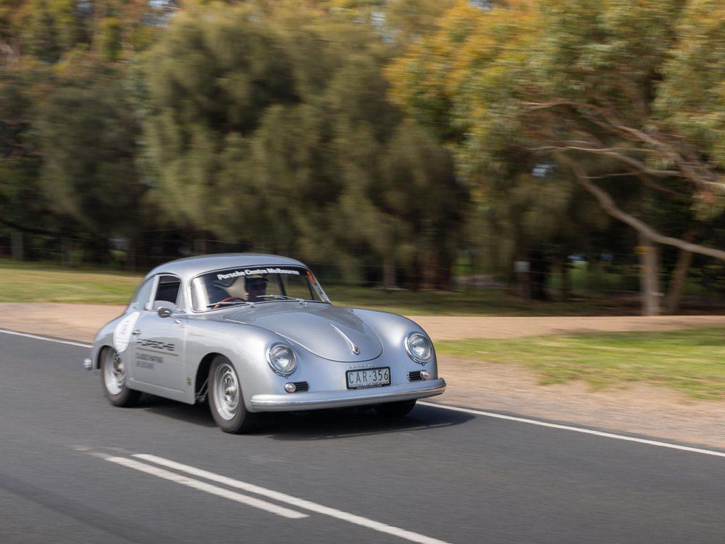 1959 Porsche 356 Carrera