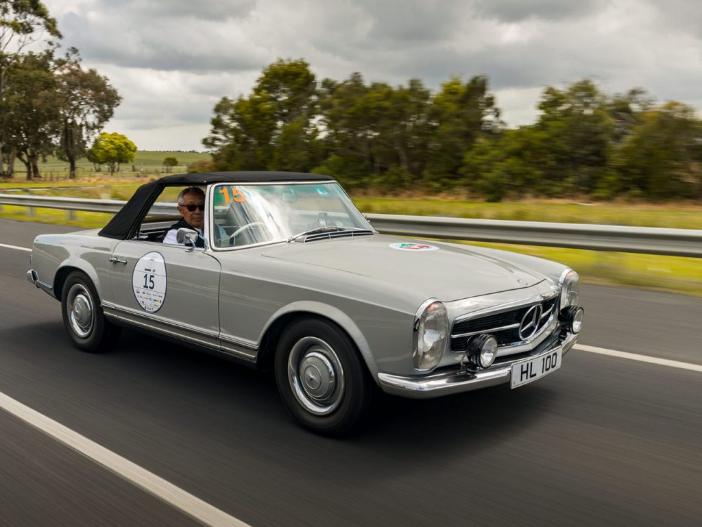 1964 Mercedes Benz Pagoda 230SL