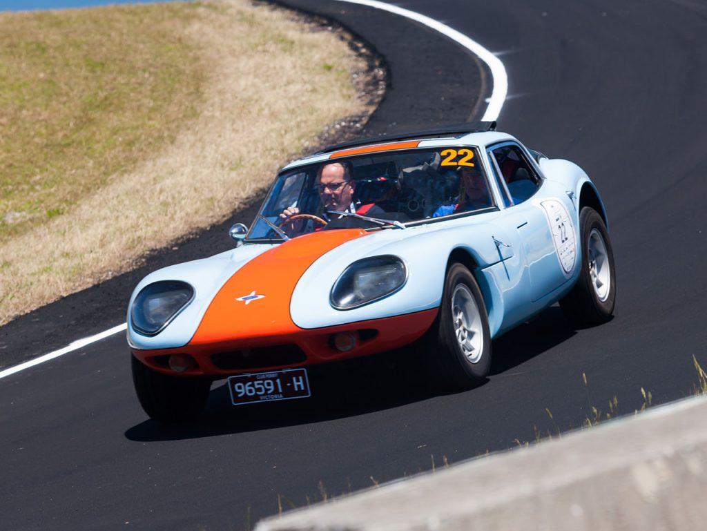 1969 Marcos GT