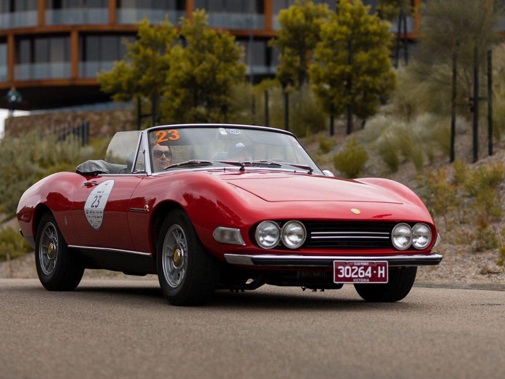 1970 Fiat Dino Spider
