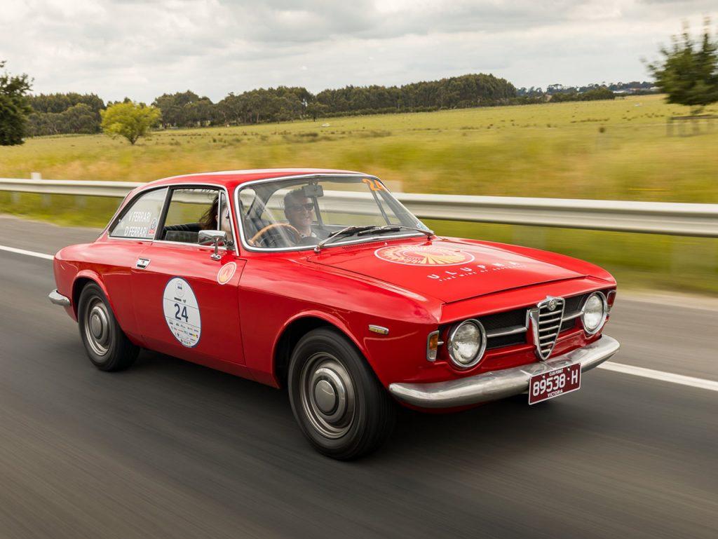 1972 Alfa Romeo GTV 105