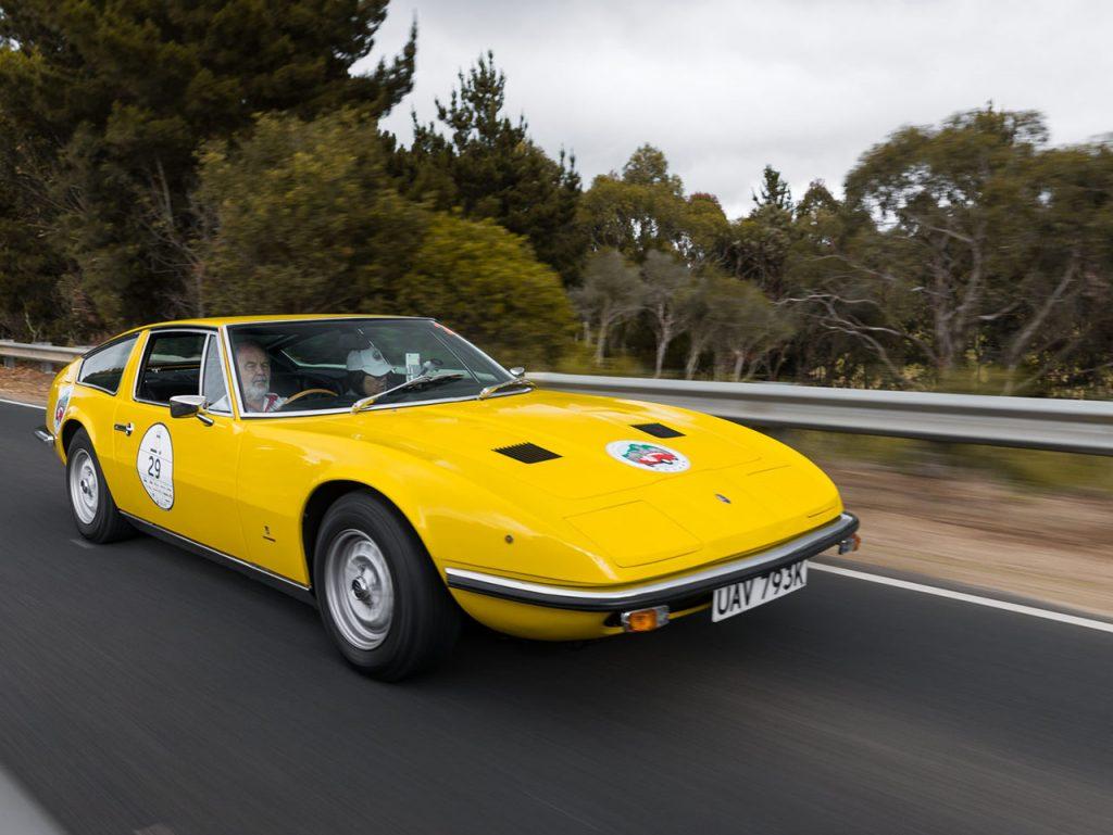 1972 Maserati Indy American