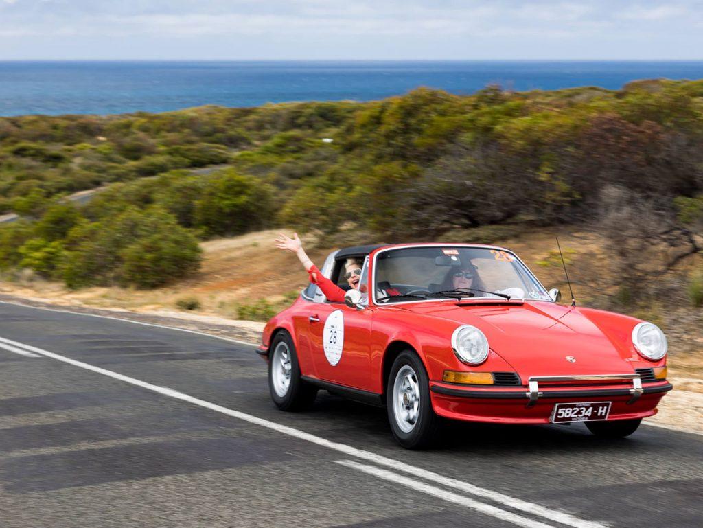 1972 Porsche 911 Cabrio