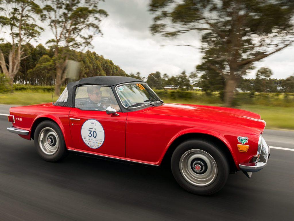1973 Triumph TR5