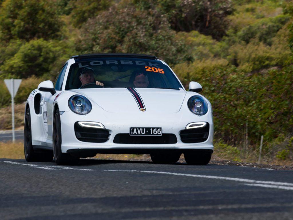 2015 Porsche 991 Turbo
