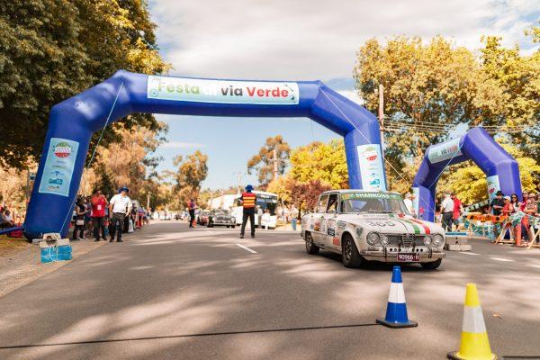 Alfa Romeo in Yarra Valley Italian Festival